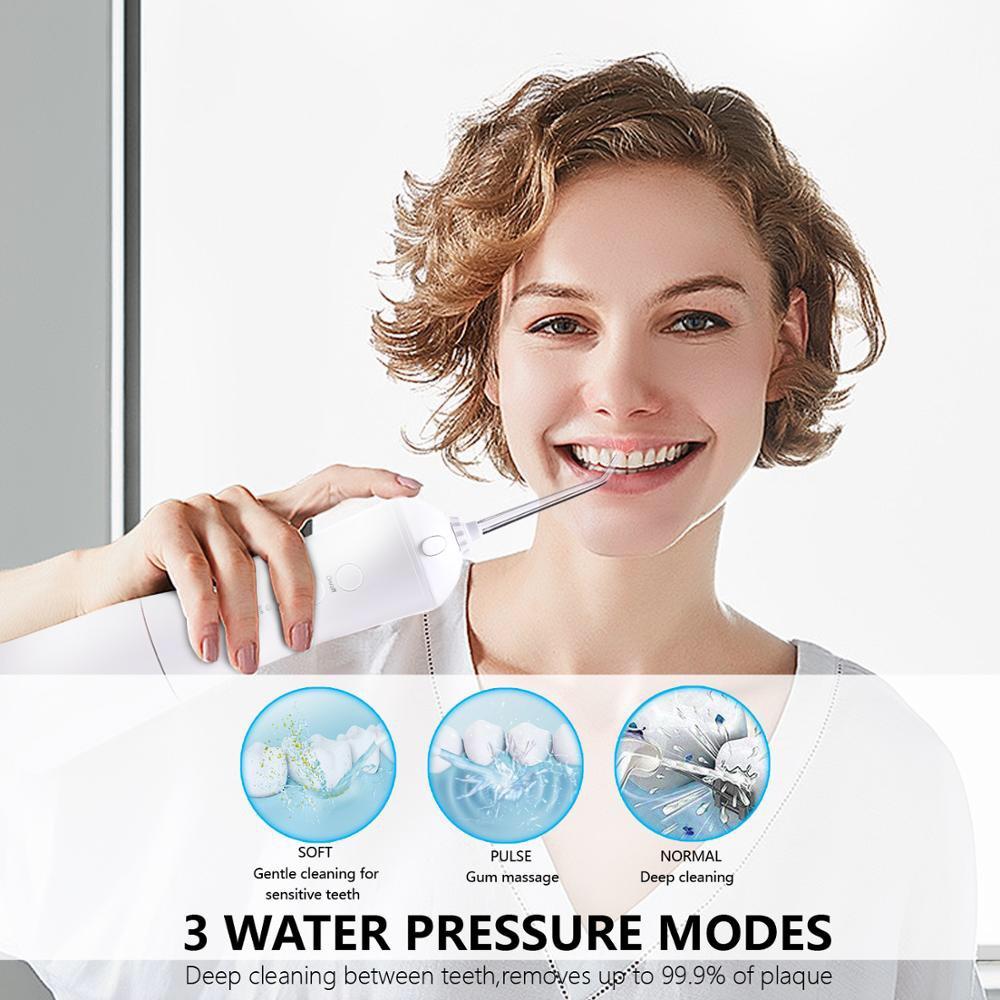 Sử dụng hàng ngày tăm nước Mina