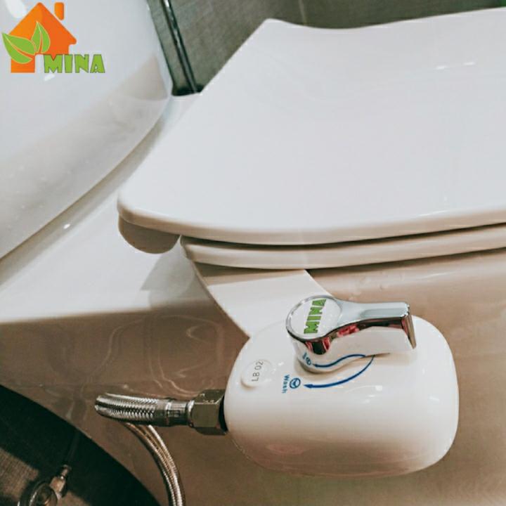 Vòi xịt rửa vệ sinh thông minh MINA