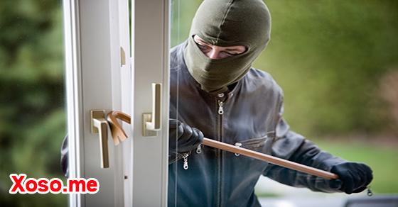 chuông báo động chống trộm cửa
