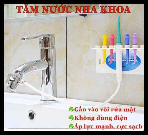 Tăm nước thông minh Mina