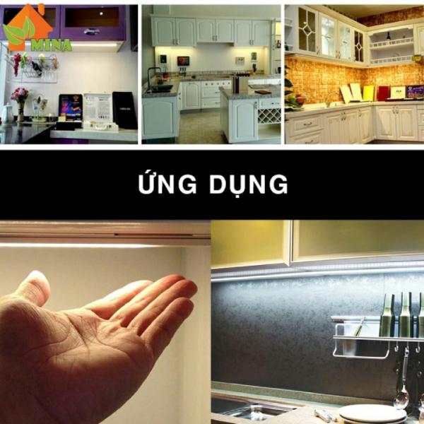 Ứng dụng led bếp vẫy tay