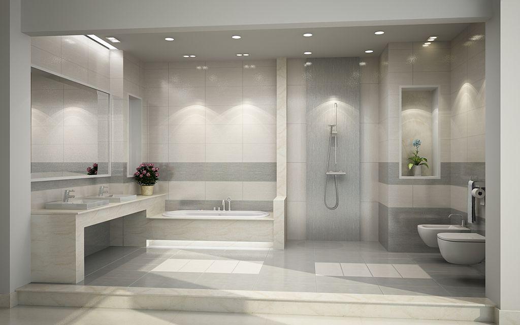 Ý Tưởng Trang Trí Phòng Tắm Siêu Đẹp