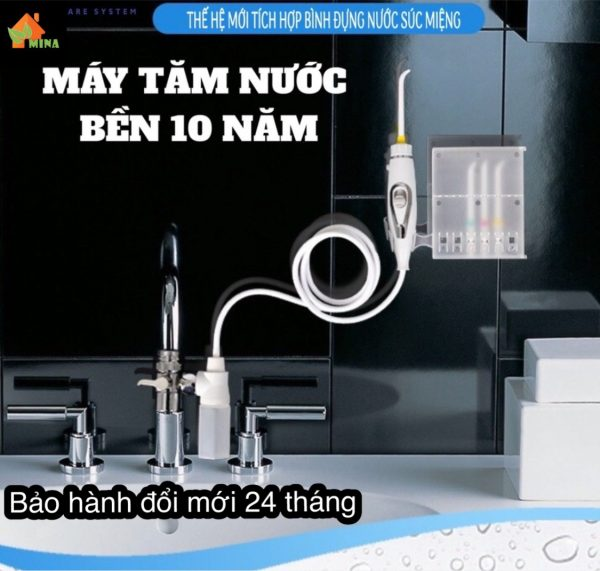 Tăm nước Mina X4